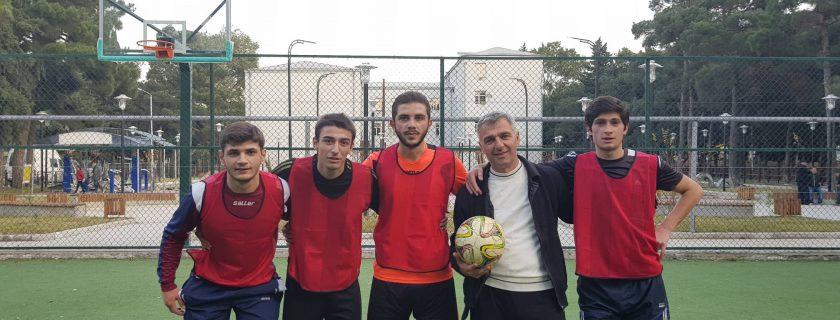 Internal Football Championship